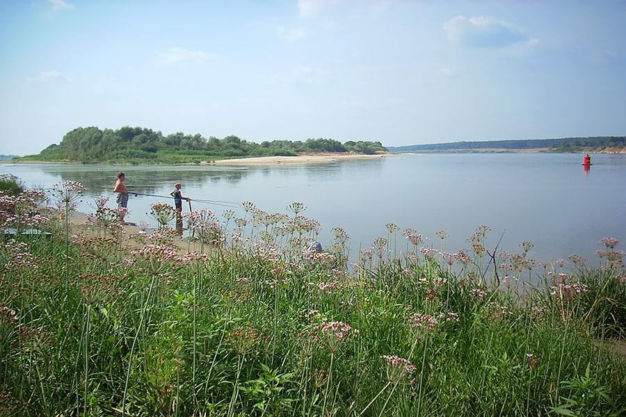 Рыбалка на оке в рязанской области касимовский район видео май месяц